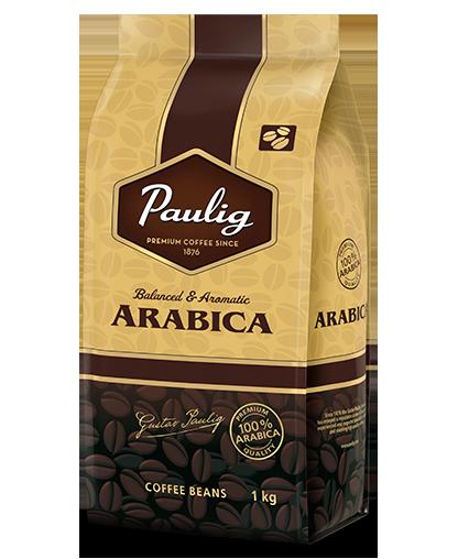 Paulig Arabica 1kg kavos pupelės