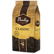 Paulig Classic 1kg kavos pupelės