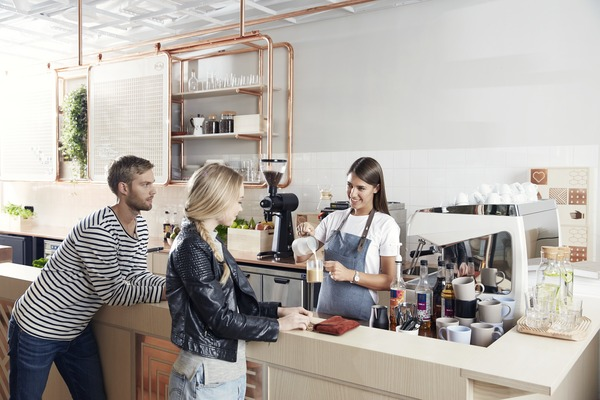 Food service coffee solution