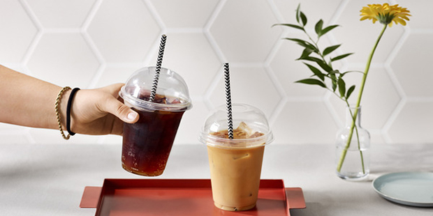 cold brew and ice coffee