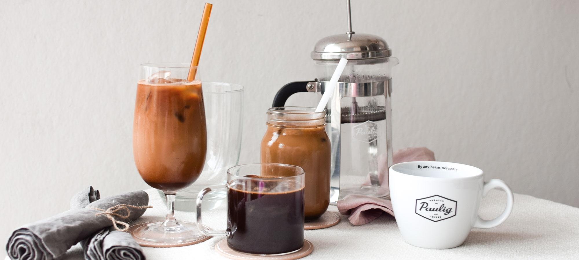 Kylmäuutettu kahvi sopii hieman kokeneemmalle kahviharrastelijalle joka haluaa nauttia hyvää jääkahvia