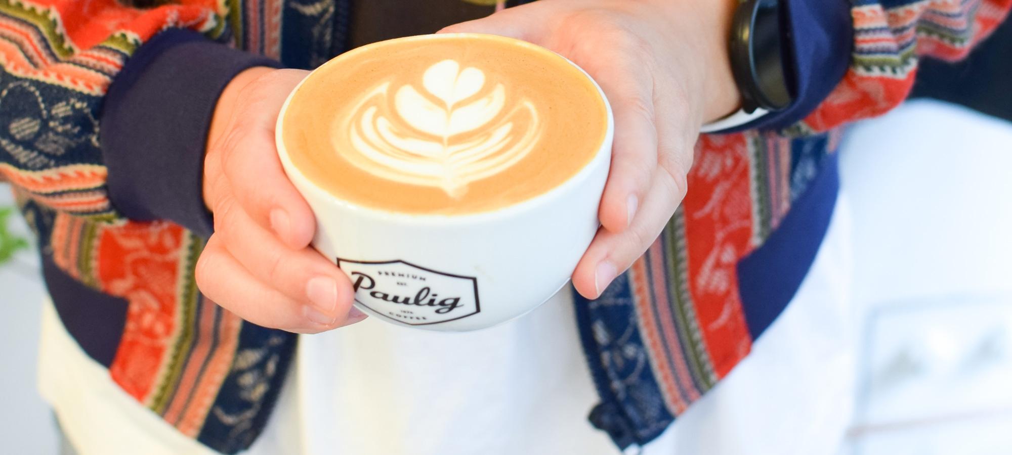 Mitä on latte art? Latte art on taidetta kahvikupissa