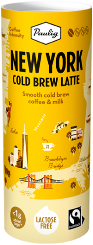 New York Cold Brew Latte