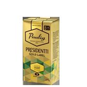 Presidentti Gold Label 275g malta kava
